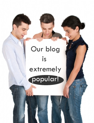 How to build a popular blog