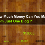 How much money can you make with a blog