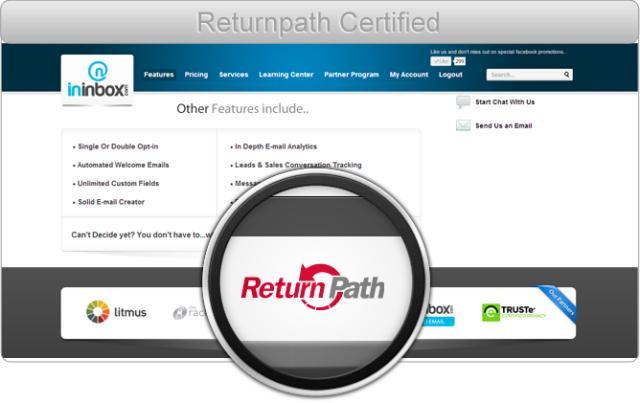 returnpath certified