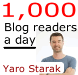 blog readers feature