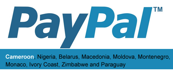 paypal cameroon