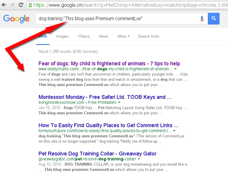 how to get dofollow backlinks