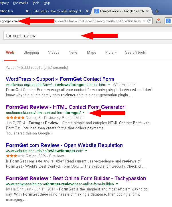 increase search engine traffic