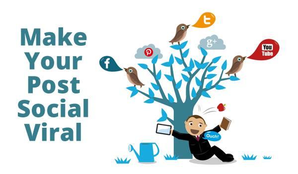viral social media
