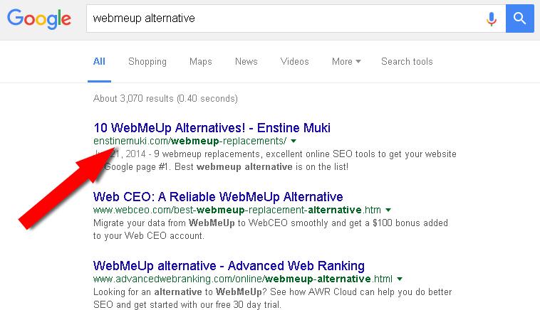 webmeup alternative