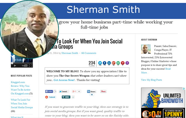 Sherman Smith