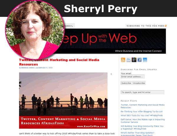 Sherryl Perry