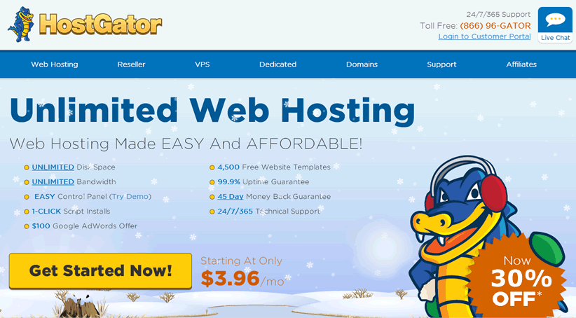 hostgator coupons