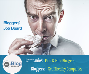 Bloggers Job Board