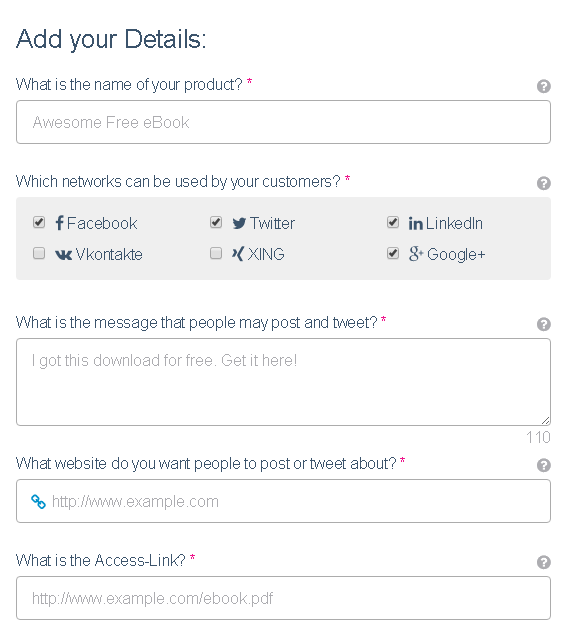 increase social shares with a tweet