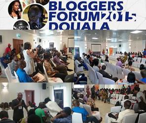 bloggers forum douala feat