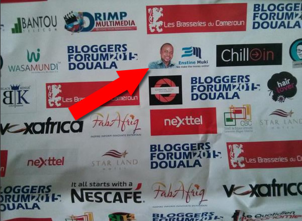bloggers forum douala
