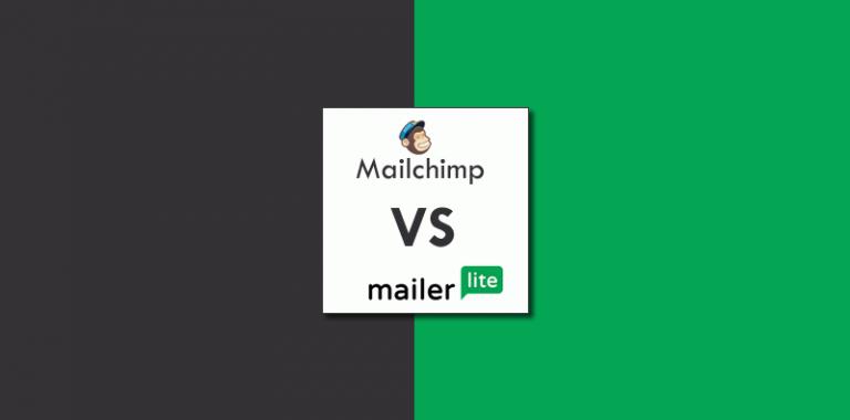 mailchim vs mailerlite