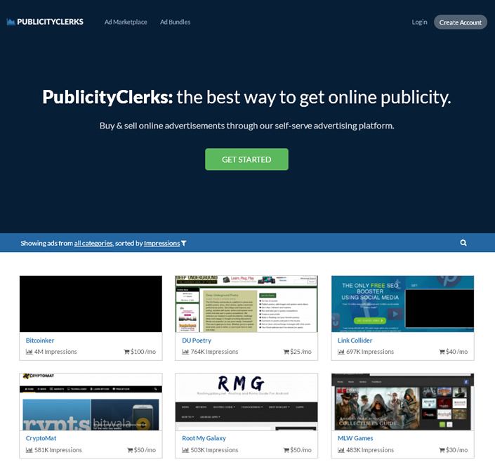 PublicityClerks Review