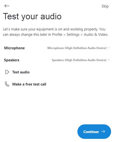 skype web version