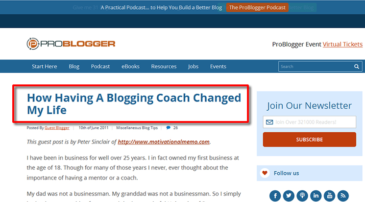 How to create a blog that makes money progressively
