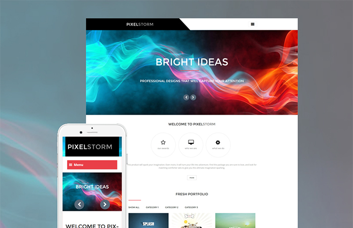 Design Studio WordPress Theme