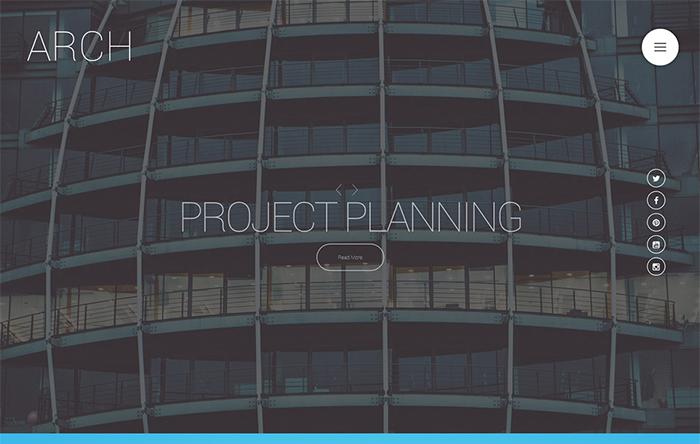 Architect WP Theme
