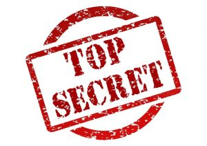 GhostWriting Should Be Secretive