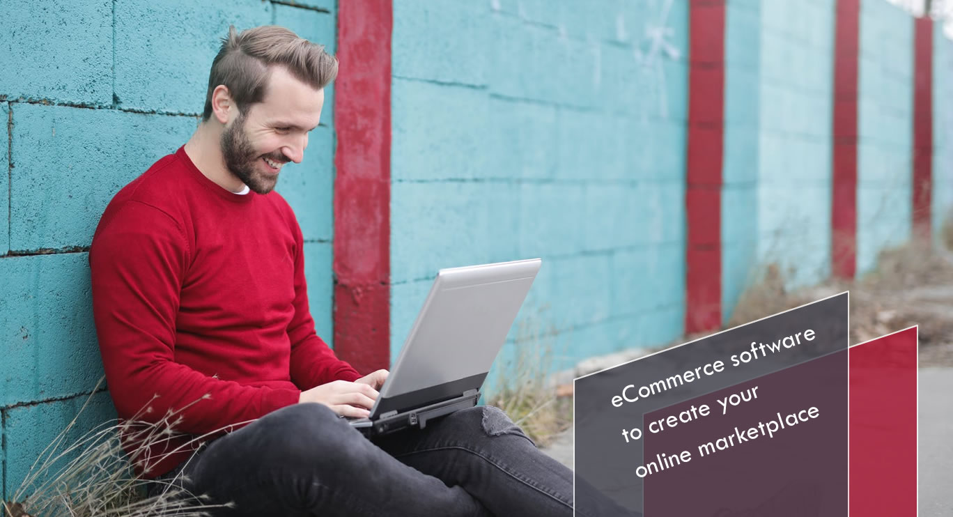 ecommerce software to create an online marketplace