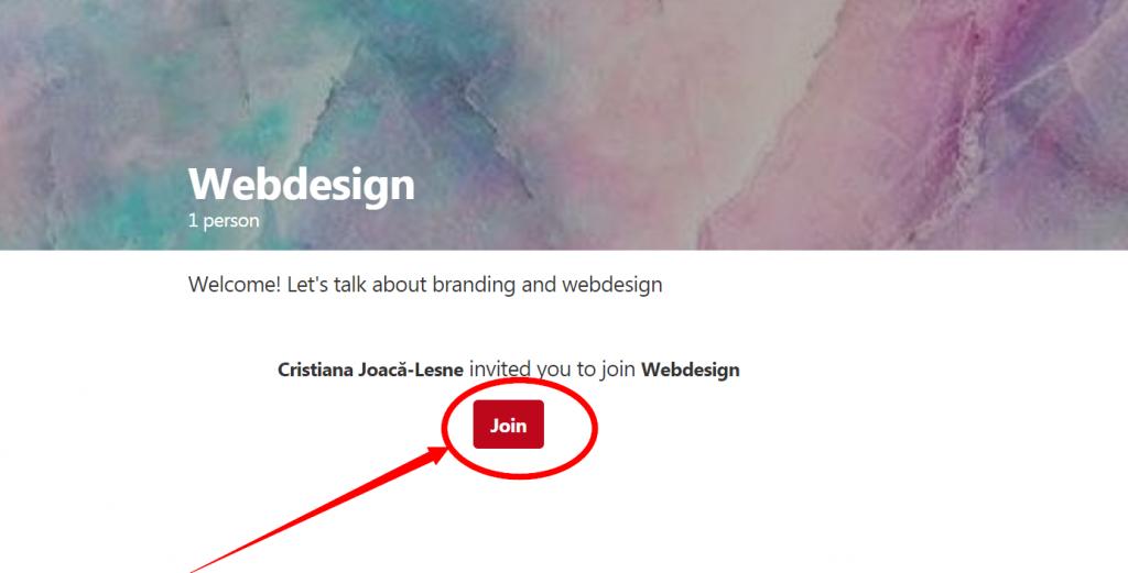 join webdesign community