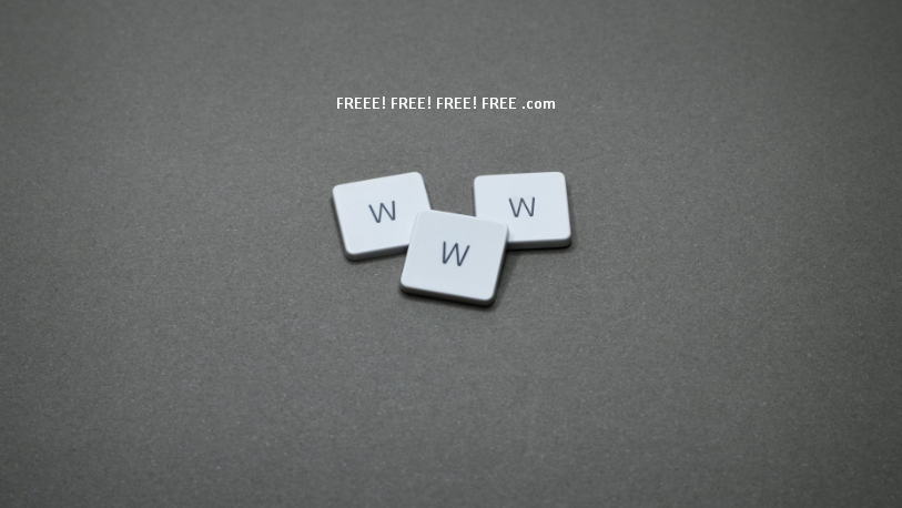 free dot come domain for 1 year