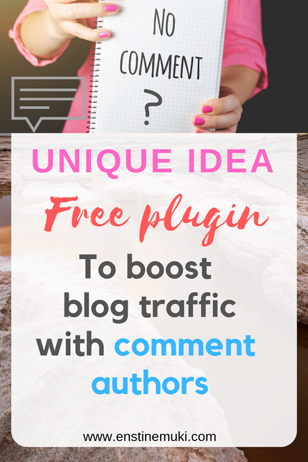free plugin boost traffic with a unique idea. Something you may NEVER has seen. Want more traffic and engagement on your blog? Try this free plugin. #blogtraffic #freeplugin