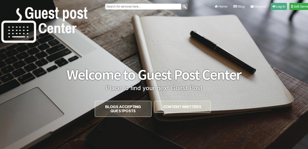 guest post center