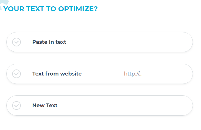 semantic SEO optimizer