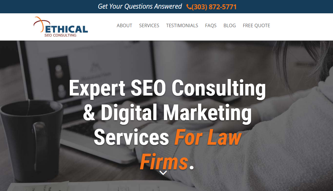 Ethical SEO Consulting