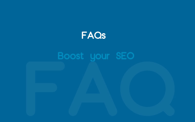 faq pages and SEO