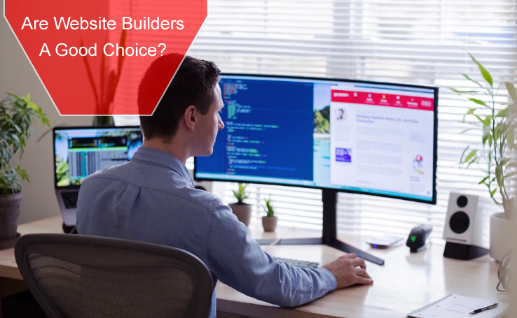 are website builders a good choice