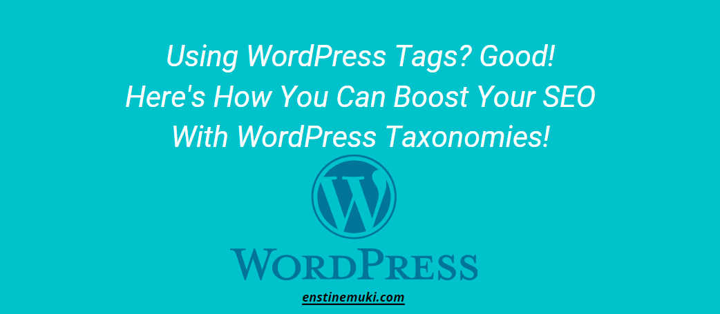 How to use WordPress tags for SEO?