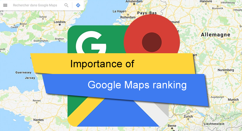 importance of google maps