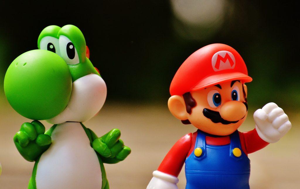 Super Mario toys