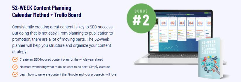The SEO Checklist Content Planning Calendar Method