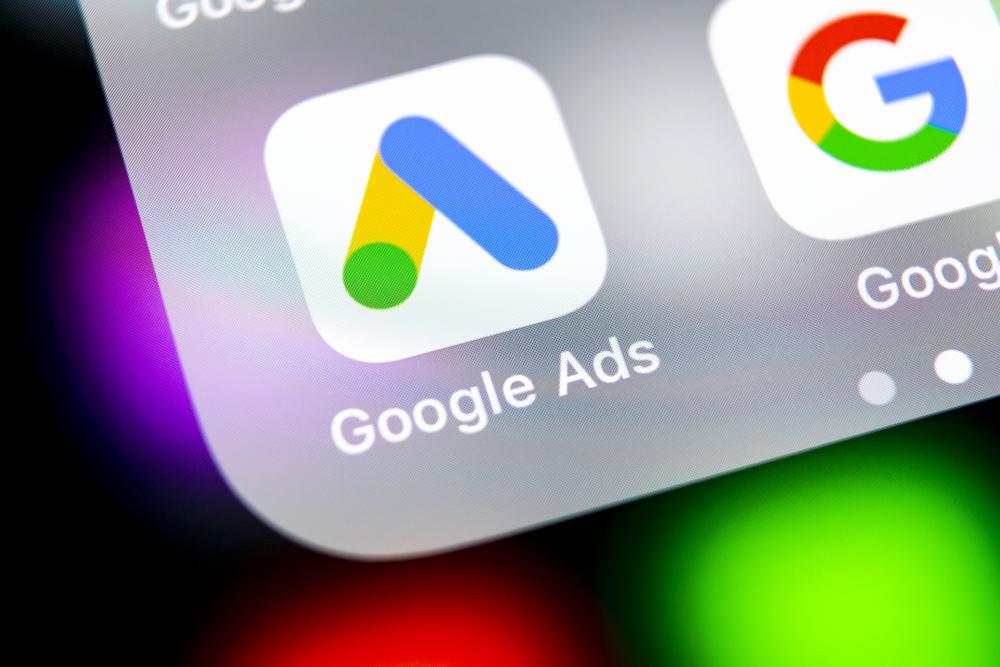 Google Ads app