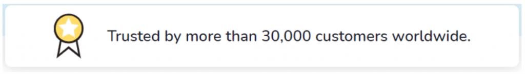 MilesWeb in numbers