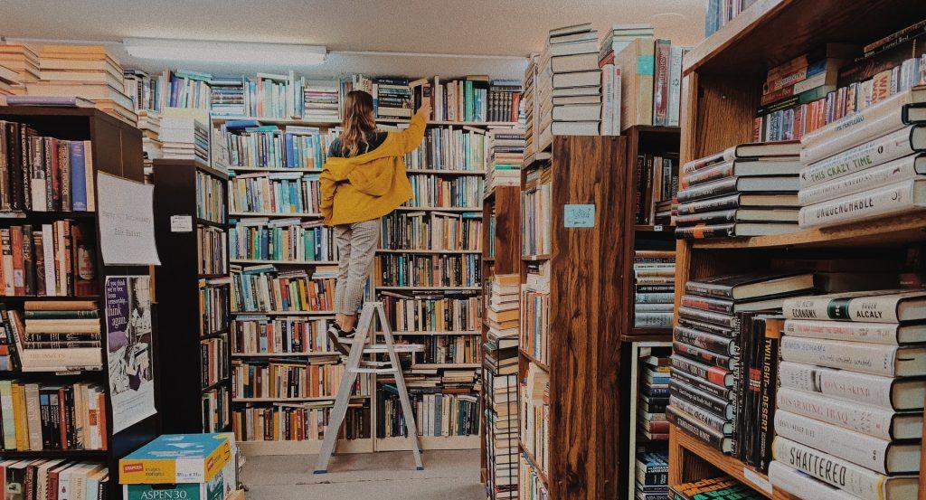 Second Hand Bookstore